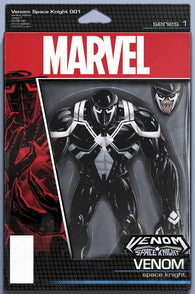 Venom Space Knight 1 Marvel 2015 Action Figure Variant