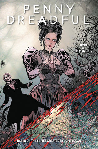 Penny Dreadful #5 A (Of 5) Titan 2016 Chris King Guillem March