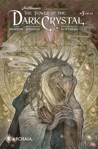 Power of the Dark Crystal 5 Archaia 2017