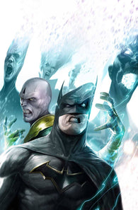 JUSTICE LEAGUE OF AMERICA #27 B Francesco Mattina Variant (03/28/2018)