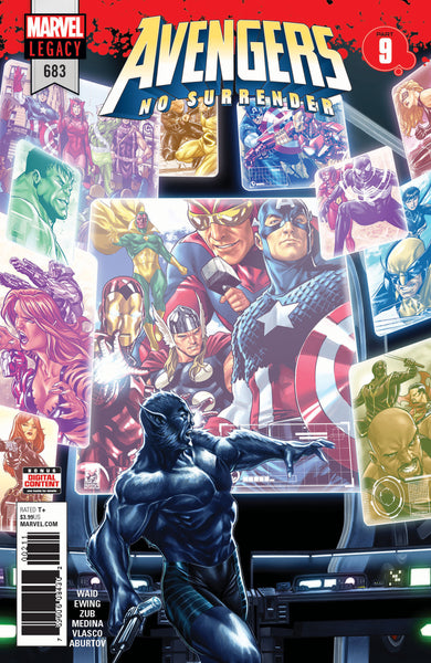 AVENGERS #683 Marvel Legacy Mark Brooks (03/07/2018)