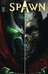 SPAWN #285 Francesco Mattina Color Variant Todd McFarlane (05/02/2018)
