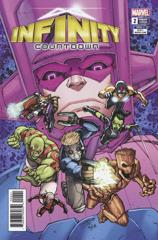 INFINITY COUNTDOWN #2 (OF 5) Marvel Legacy Ron Lim Variant (04/18/2018)