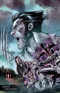 HUNT FOR WOLVERINE #1 Marvel Legacy Marco Checchetto Young Guns Variant (04/25/2018)