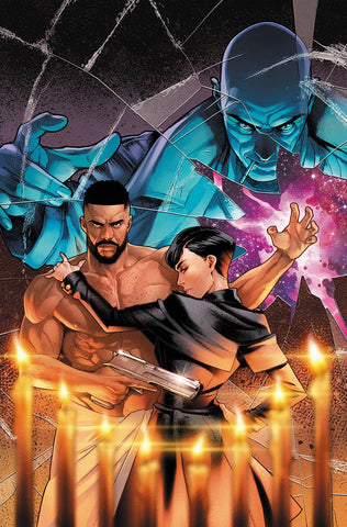WILDSTORM MICHAEL CRAY #7 B Chriscross Variant (05/09/2018)