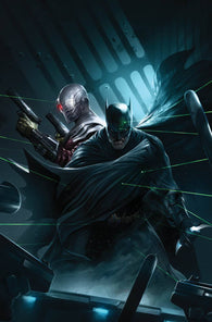 SUICIDE SQUAD #41 B Francesco Mattina Variant Batman Deadshot (05/09/2018)