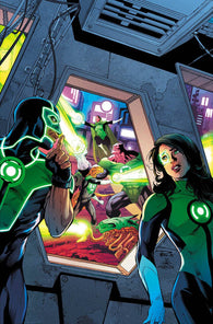 GREEN LANTERNS #49 Paul Pelletier (06/20/2018)