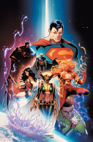 JUSTICE LEAGUE #2 Jorge Jimenez (06/20/2018)