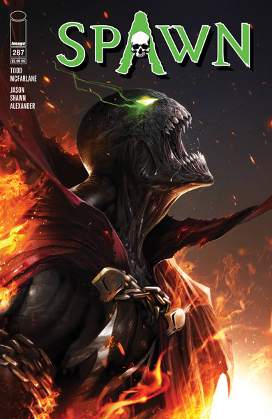 SPAWN #287 Francesco Mattina (06/27/2018)