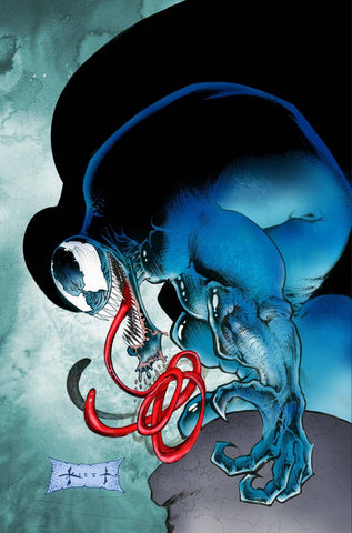 Venom 2 Marvel 1:25 Sam Kieth Variant Donny Cates (06/13/2018)