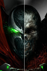 SPAWN #285 Francesco Mattina Color Virgin D Variant Todd McFarlane (05/02/2018)
