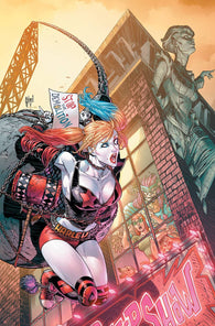 HARLEY QUINN #48 Guillem March (08/15/2018)