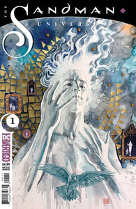 SANDMAN UNIVERSE #1 E David Mack Variant (MR) (08/08/2018)