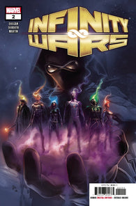 INFINITY WARS #2 (OF 6) Mike Deodato (08/15/2018)
