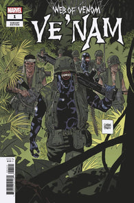 WEB OF VENOM VE NAM #1 Marvel Goran Parlov Variant Donny Cates (08/29/2018)