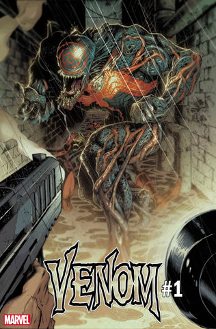 Venom 1 Marvel 2nd Print Ryan Stegman Variant (06/20/2018) Donny Cates