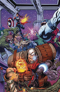 COSMIC GHOST RIDER #3 (OF 5) Marvel Geoff Shaw Donny Cates (09/05/2018)
