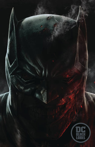 Batman Damned 1 (of 3) DC Black Label Lee Bermejo Brian Azzarello (09/19/2018)