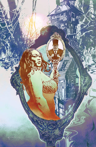 HOUSE OF WHISPERS #1 B DC Bill Sienkiewicz Variant (MR) (09/12/2018)