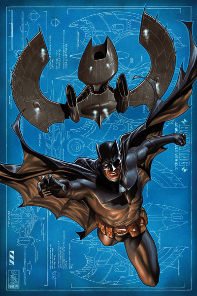 DETECTIVE COMICS #989 B DC Mark Brooks Variant (09/26/2018)