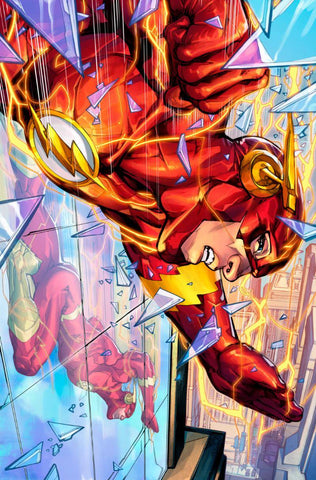 FLASH #54 B DC Howard Porter Varaint (09/12/2018)