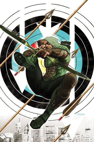 GREEN ARROW #44 DC B Kaare Andrews Variant (09/05/2018)