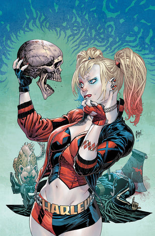 HARLEY QUINN #49 DC Guillem March (09/05/2018)