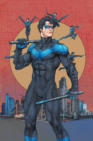NIGHTWING #48 DC B Kenneth Rocafort Variant (09/05/2018)