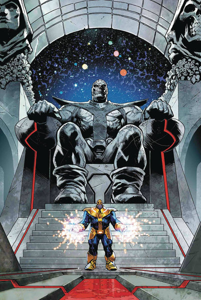 Thanos Legacy 1 Marvel Infinity Wars Donny Cates Gerry Duggan (09/05/2018)