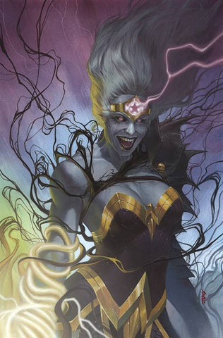 WONDER WOMAN & JL DARK WITCHING HOUR #1 B DC Ricardo Federici Variant (10/03/2018)