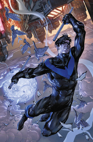 NIGHTWING #51 B DC Howard Porter Variant (10/17/2018)