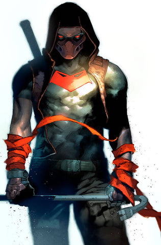 RED HOOD AND THE OUTLAWS #27 B DC Yasmine Putri Variant (10/10/2018)