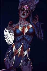 WONDER WOMAN #57 B DC Jenny Frison Variant (WITCHING HOUR) (10/24/2018)