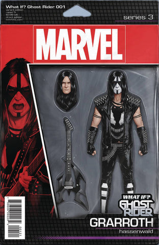 WHAT IF? GHOST RIDER #1 Marvel John Tyler Christopher Action Figure Variant (10/17/2018)
