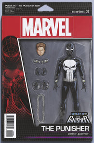 WHAT IF? PUNISHER #1 Marvel John Christopher Tyler Action Figure Variant (10/10/2018)