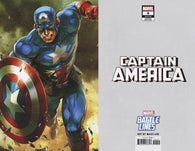 CAPTAIN AMERICA #4 Marvel Yoon Lee Battle Lines Variant (10/10/2018)