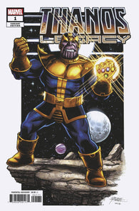 Thanos Legacy 1 Marvel George Perez Variant Infinity Wars Donny Cates (09/05/2018)