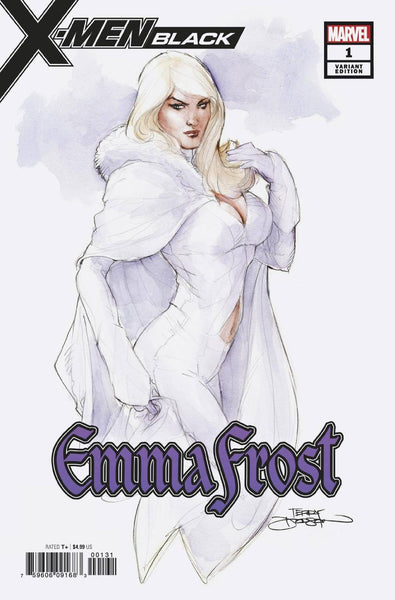 X-MEN BLACK EMMA FROST #1 Marvel Terry Dodson Variant (10/31/2018)