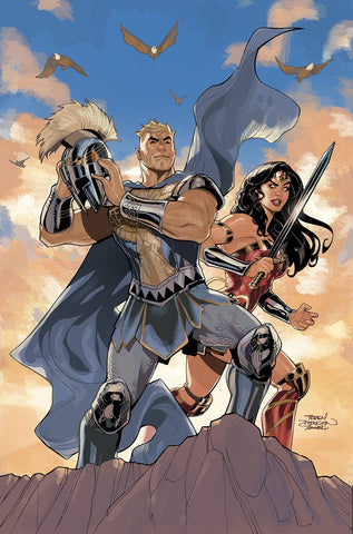 WONDER WOMAN #59 A DC Terry Dodson (11/28/2018)