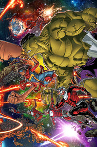 INFINITY WARS #5 (OF 6) Marvel Javi Garron Connecting Variant (11/07/2018)