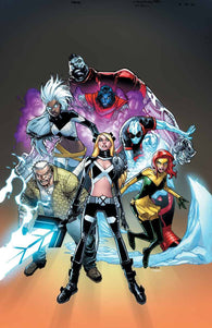 WEST COAST AVENGERS #4 B Marvel Uncanny X-Men Variant (11/21/2018)