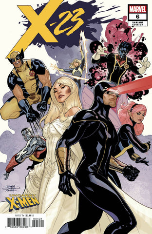 X-23 #6 Marvel Terry Dodson Uncanny X-Men Variant (11/07/2018)