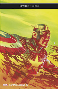 CAPTAIN AMERICA #6 A Marvel Alex Ross  Ta-Nehisi Coates (12/19/2018)