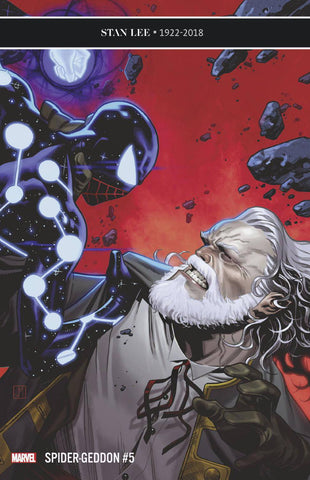 SPIDER-GEDDON #5 (OF 5) A Marvel Jorge Molina Christos Gage (12/19/2018)