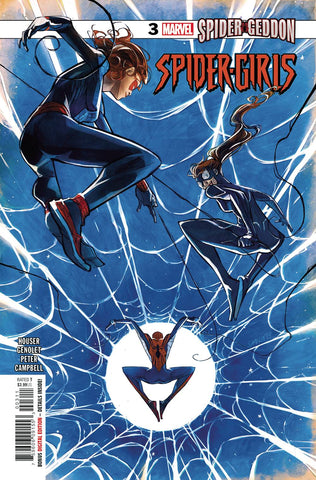 SPIDER-GIRLS #3 (OF 3) Marvel Yasmine Putri (12/12/2018)