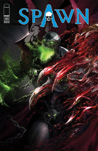 SPAWN #293 A Image Francesco Mattina Todd McFarlane (01/09/2019)
