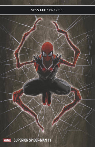 SUPERIOR SPIDER-MAN #1 A Marvel Travis Charest Christos Gage (12/26/2018)