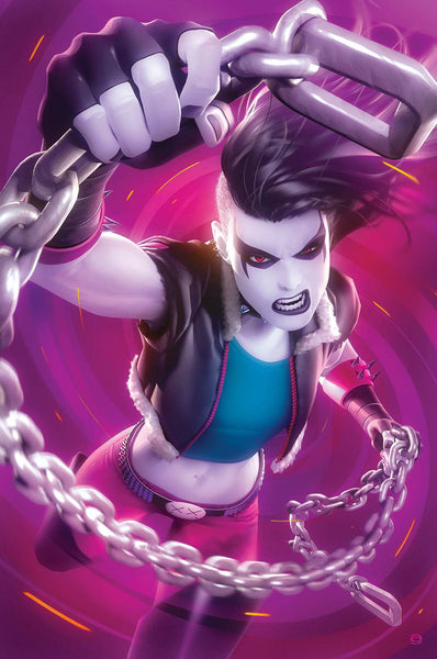 TEEN TITANS #25 B DC Alex Garner Variant Crush Lobo Daughter Origin (12/19/2018)