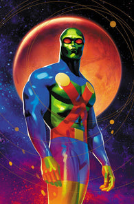 MARTIAN MANHUNTER #1 (OF 12) B DC Joshua Middleton Variant (12/05/2018)