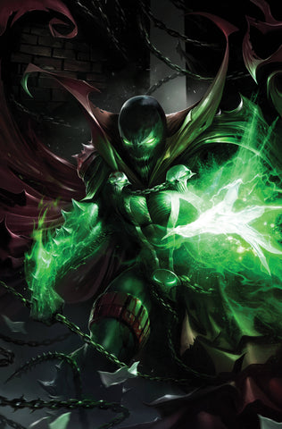 SPAWN #290 Image Francesco Mattina Virgin Variant Todd McFarlane (10/03/2018)